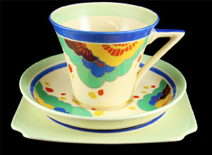 Influence Of The Art Deco Style On Pottery Design And