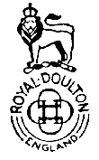 royal doulton dating patterns Dating royal doulton can be a little tricky and sometimes confusing, i have compiled and list backstamps and pictures of backstamps to help you determine the age of your pieces or any other pieces you may come across.